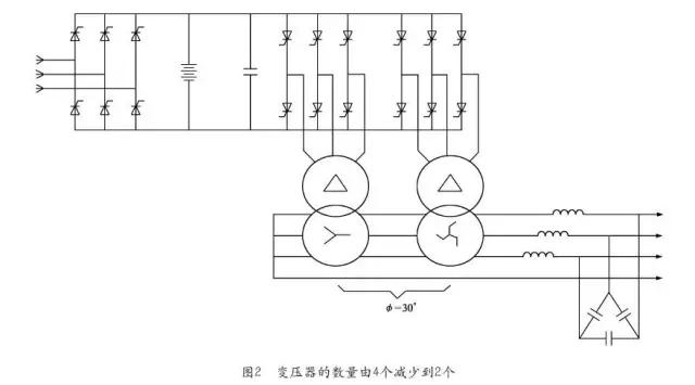 山特UPS变压器原理图
