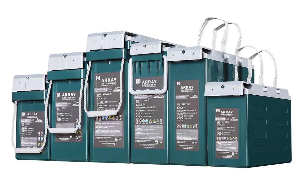 山特 ARRAY系列蓄电池-新品